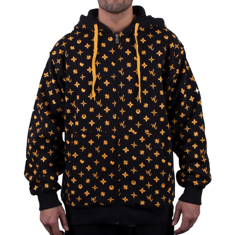 Wu Wear - Wu Tang Clan - Wuitton Zipper - Wu-Tang Clan