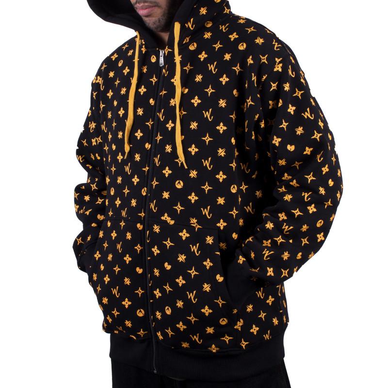 Wu Wear - Wu Tang Clan - Wuitton Zipper - Wu-Tang Clan