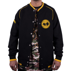 Wu Wear - Wu Tang Clan- Wu Wear Basketball sweat jacket - Wu-Tang Clan