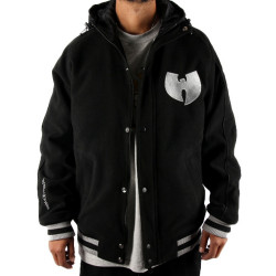 Method Man Melton Jacket - black