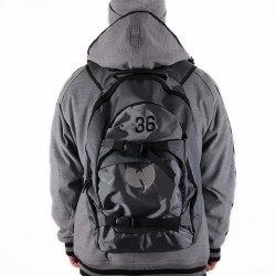 Wu Wear - Wu Tang Clan - Wu Backpack - Wu-Tang Clan