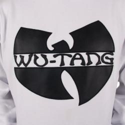 Wu Wear -Tang Clan - Wu Tang App Hooded weiss - Wu-Tang Clan