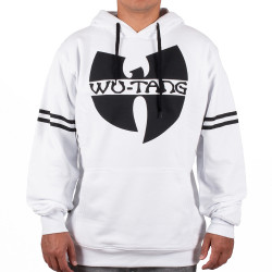 Wu Wear - Wu 36 Hooded weiss - Wu-Tang Clan