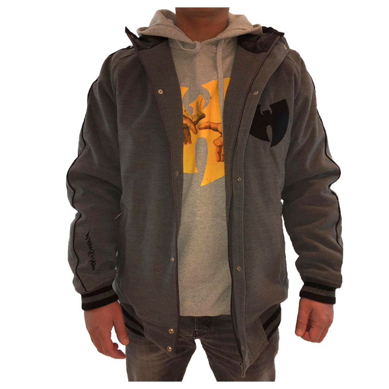 Wu Wear - Wu Tang Clan - Method Man Melton Jacket - Wu-Tang Clan