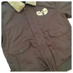 Wu Wear - Wu Tang Clan - Wu Wear Winter Jacket - Wu-Tang Clan