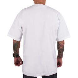Wu Wear - Wu Tang Clan - Method Man Logo T-shirt white - Wu-Tang Clan