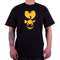Wu Mask T-Shirt - black