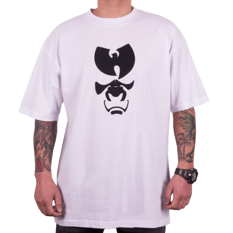 Wu Wear - Wu Tang Clan - Wu Shaolin Mask T-Shirt - Wu-Tang Clan