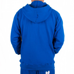 Wu Wear - Wu Tang Clan Zipper Hooded royal blue- Wu-Tang Clan