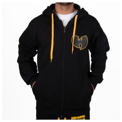 WU Protect ya Neck Hooded Zipper - Wu-Tang Clan