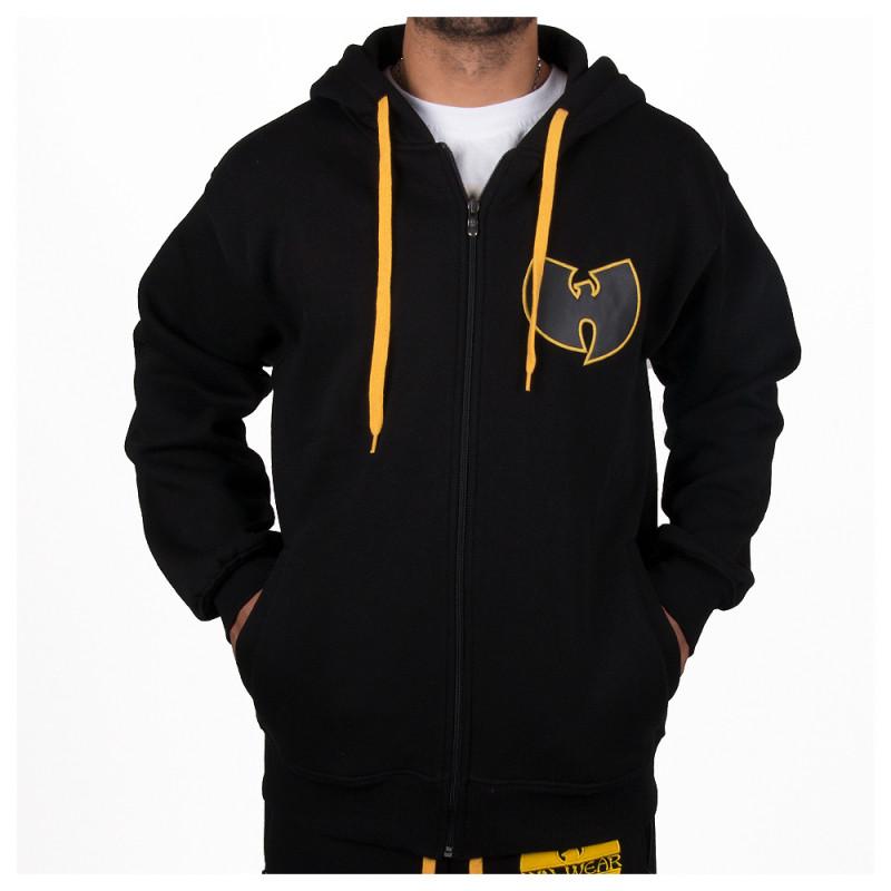 WU Protect ya Neck Hooded Zipper Wu Tang Clan