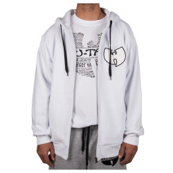 Wu Wear - Wu Tang Clan - Protect ya Neck Hooded Zipper - Wu-Tang Clan