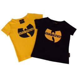 Wu Wear - Wu Tang Clan - Kids Wu Classic Shirt - Wu-Tang Clan