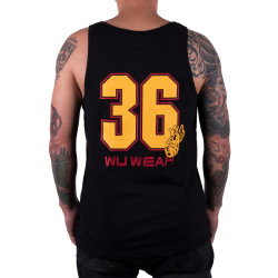 Wu Wear - Mens Wu classic Tank-Top - Wu-Tang Clan