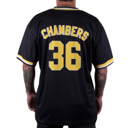 Wu Wear - WU Baseball Jersey T-Shirt - Wu-Tang Clan