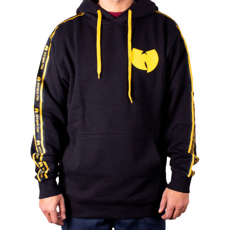 Wu Wear - Wu Tang Clan - Symbol Scirpt Hooded - Wu-Tang Clan