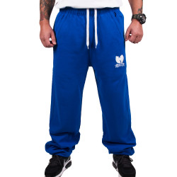 Wu Wear - Wu Tang Clan - Wu Wear Brand Sweatpant royal blue - Wu-Tang Clan