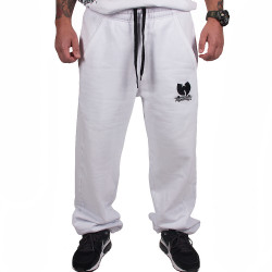 Wu Wear - Wu Tang Clan - Wu Wear Brand Sweatpant white - Wu-Tang Clan