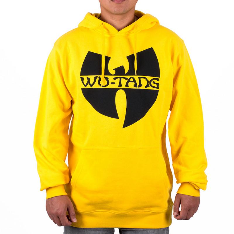 Wu Wear - Wu Tang Clan - Wu-Tang Clan Logo Hooded - Wu-Tang Clan