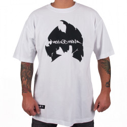 Wu Wear - Wu Tang Clan - Method Man Logo T-shirt weiss - Wu-Tang Clan