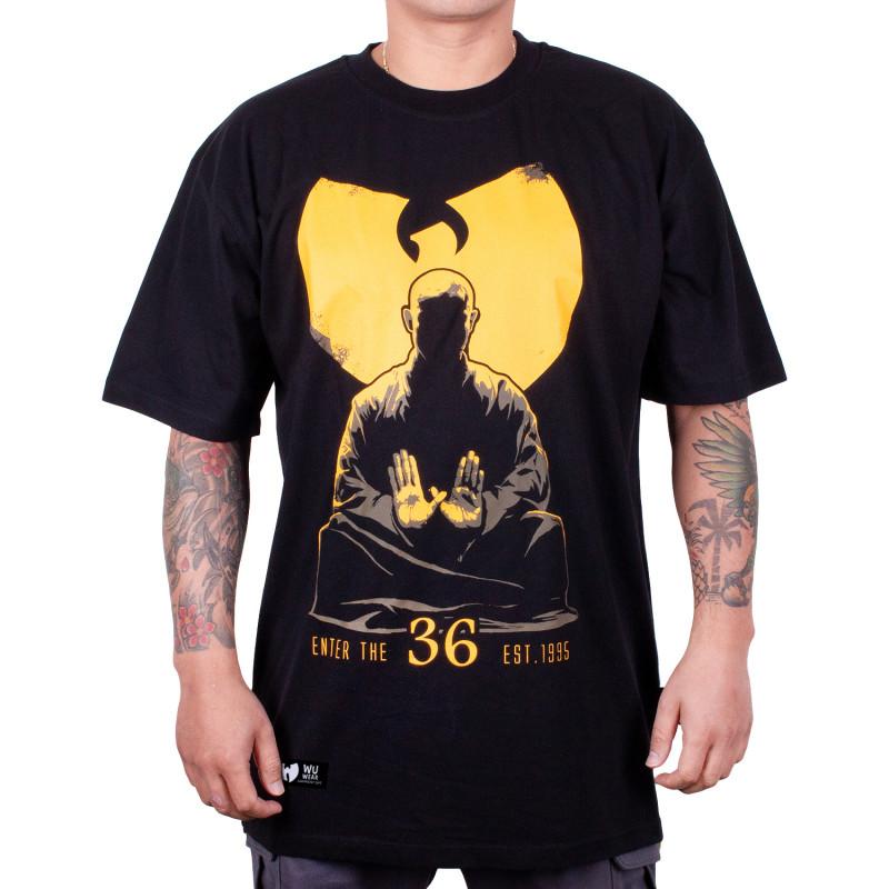 Wu Wear - Wu Tang Clan - Wu-Monk T-Shirt - Wu-Tang Clan