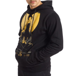 Wu Wear - Wu Tang Clan - Wu-Monk Hooded - Wu Tang Clan