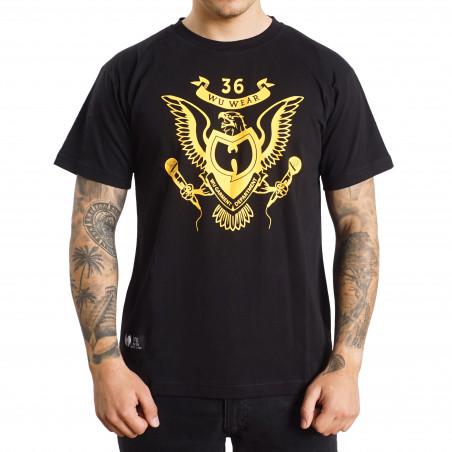 Wu Wear - W.U. States T-Shirt - Wu-Tang Clan