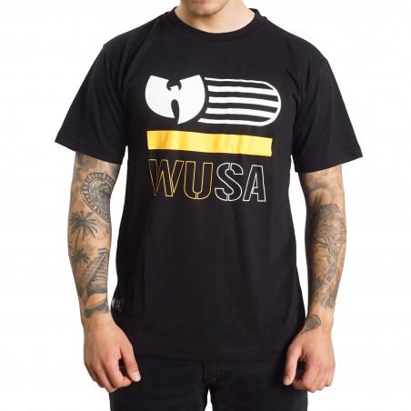 Wu Wear - WUSA T-Shirt - Wu-Tang Clan