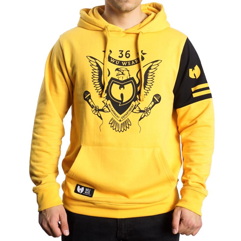 Wu Wear - Wu Tang Clan - W.U. States Hoodie - Wu Tang Clan