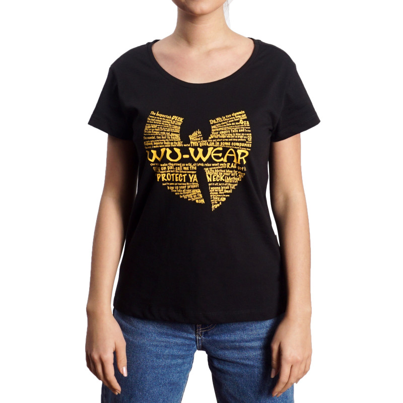 Wu Wear - Wu Tang Clan - Woman PYN Shirt - Wu-Tang Clan
