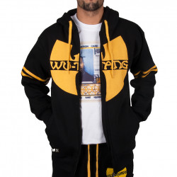 Wu Wear - Wu Tang Clan - 36 Wu Tang Zipper - Wu-Tang Clan