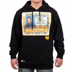 Wu Wear - Wu ODB Hooded - Wu-Tang Clan