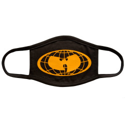 Wu Wear - Face Mask - Globe...