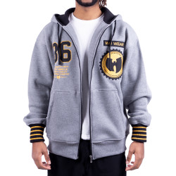Wu Wear - 36 Symbol Zipper...
