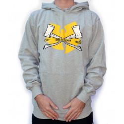 Bring da Ruckus Hooded - grey