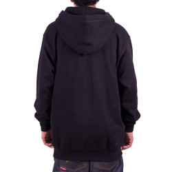 Wu Tang Forever Hooded - black