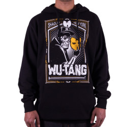 Wu Death Mask Hooded