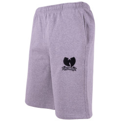 Wu Wear Short Sweatpant black