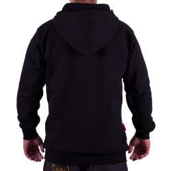 Wu Mask Hooded - black