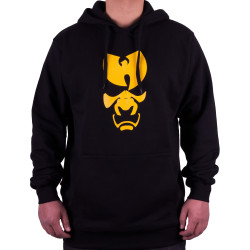 Wu Mask Hooded - black