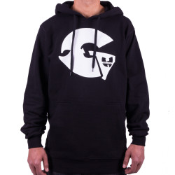 GZA/Genius Clan Artist Hooded - black