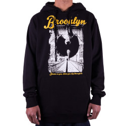 Wu Wear - Wu Tang Clan - Wu Brooklyn Bridge Hooded - Wu-Tang Clan